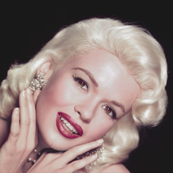 SVU send in short supply pic of her actress mother Jayne Mansfield