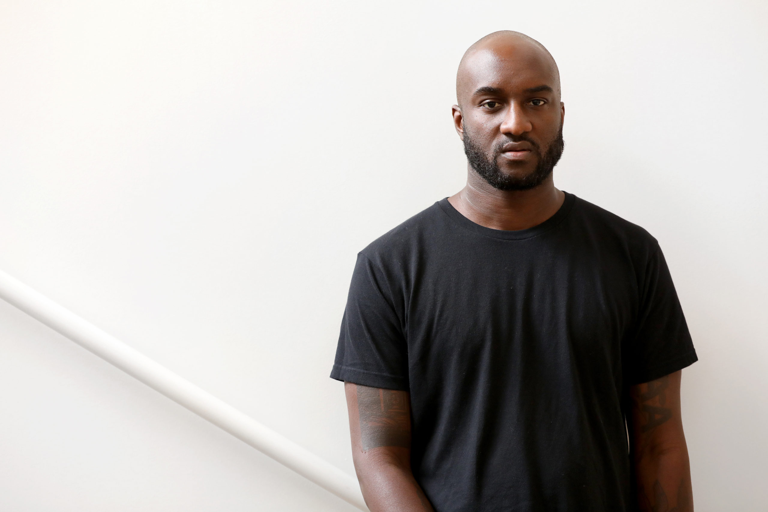 Virgil Abloh, Artistic Director For Louis Vuitton's Menswear Collection Will Be The Keynote Speaker For The 2020 AIA.