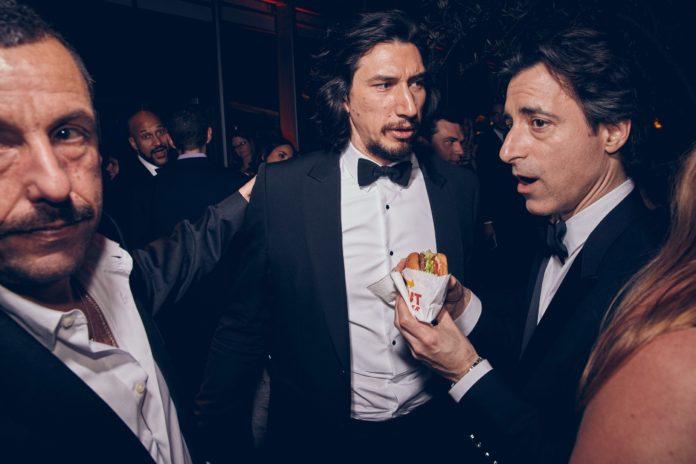 Klay Thompson & Draymond Green Attend The 2020 Vanity Fair Oscars Hosted By Radhika Jones