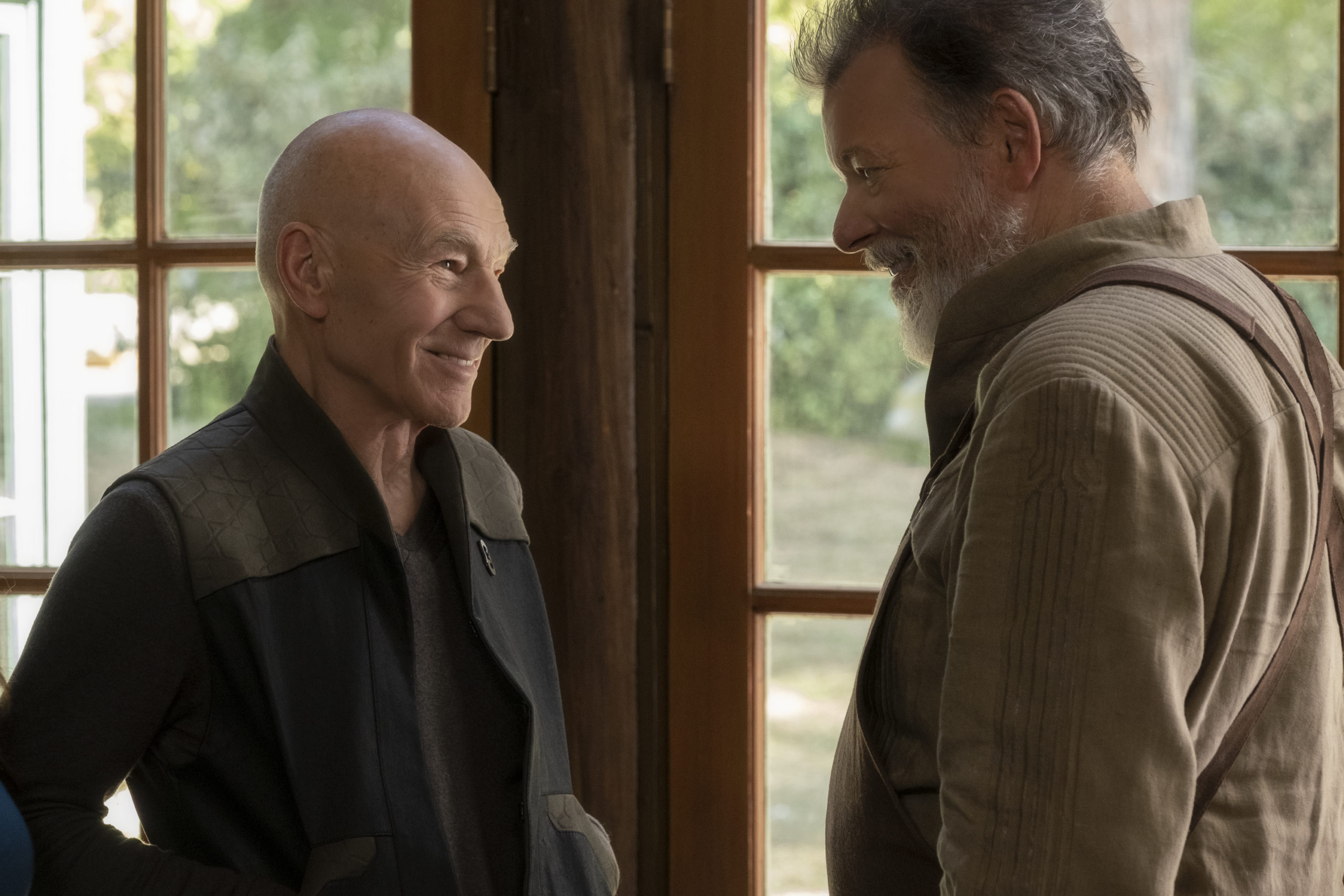 Star Trek Picard Episode 5 Preview - Picard Is Trying To Sneak Into The Bad Place