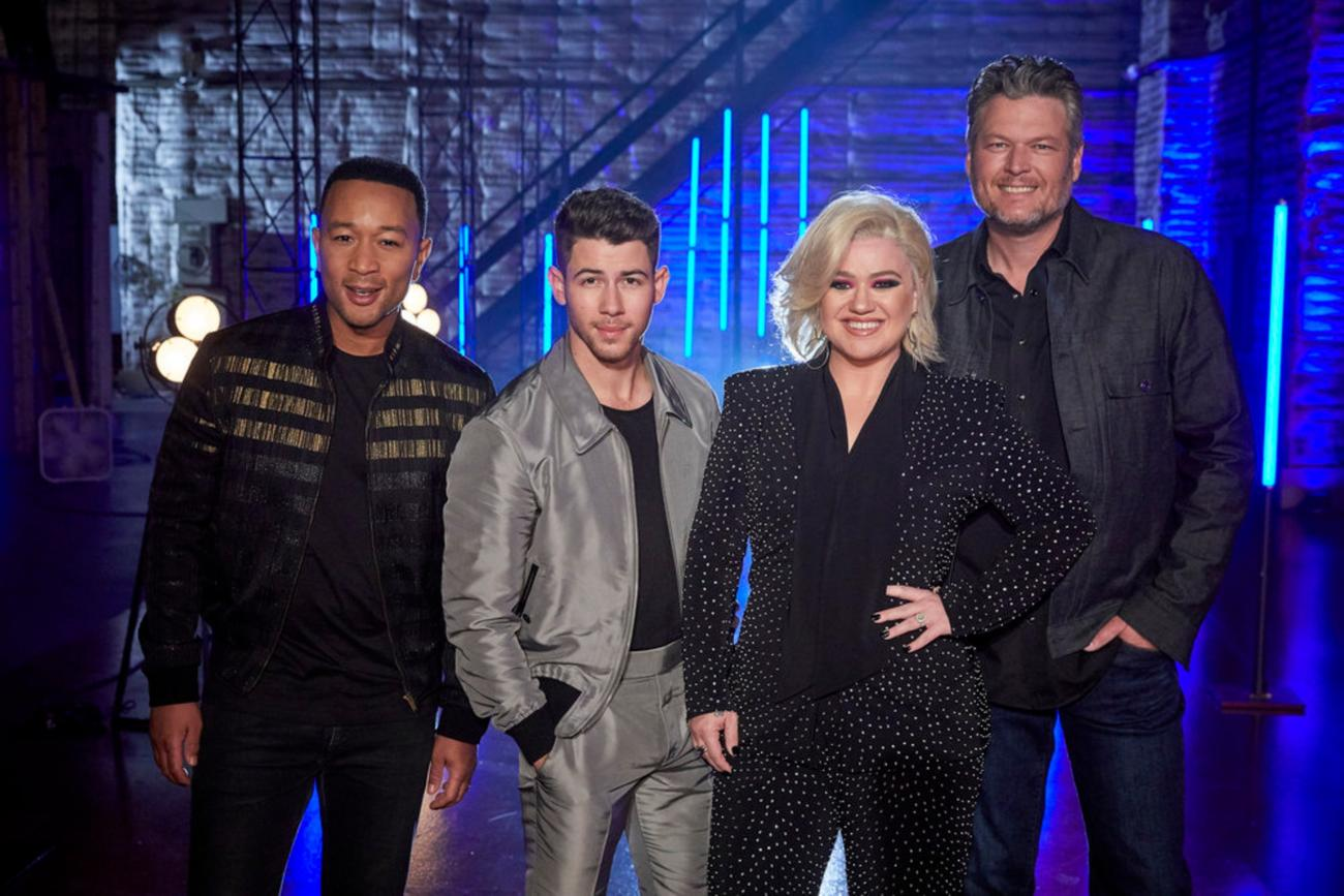 The Voice: Nick Jonas Kicks Off New Coaching Gig with All-Star 'Jealous' Performance — Watc