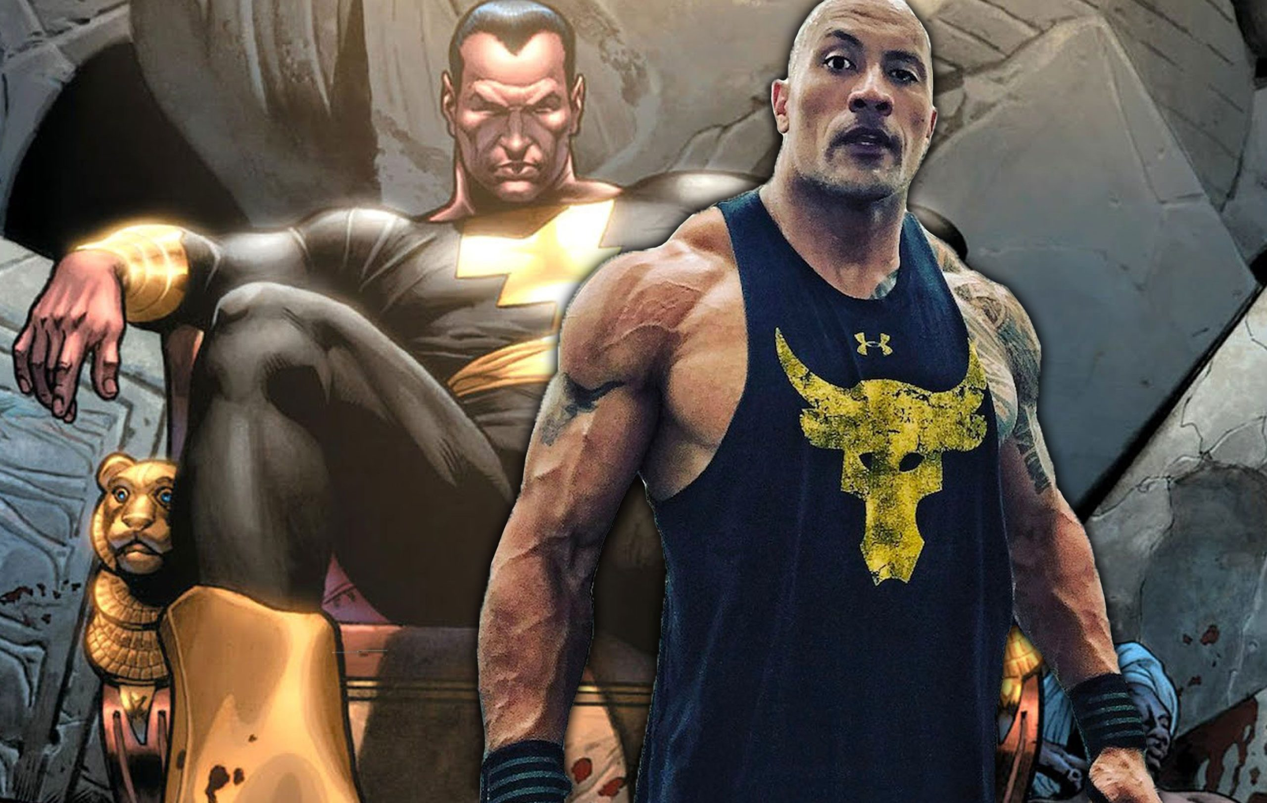 Black Adam: Dwayne Johnson Confirms Filming Starts This Summer
