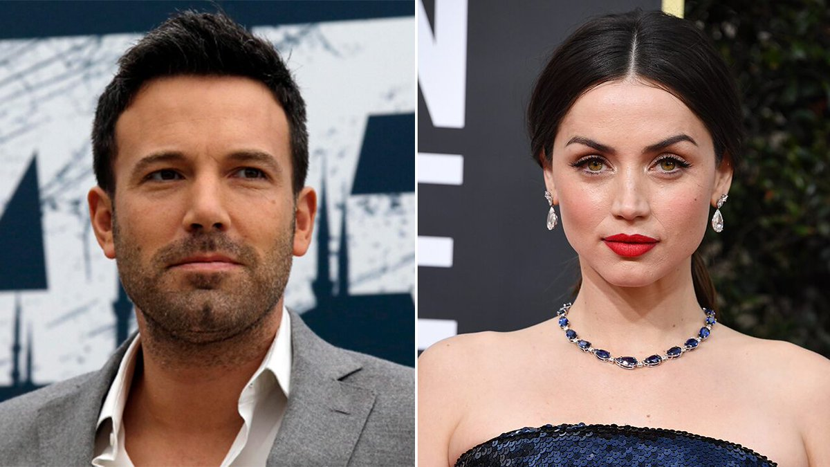 Ana De Armas And Ben Affleck On A Vacation Together In Havana