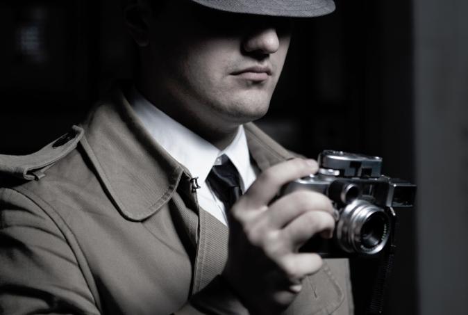 Lawful spy