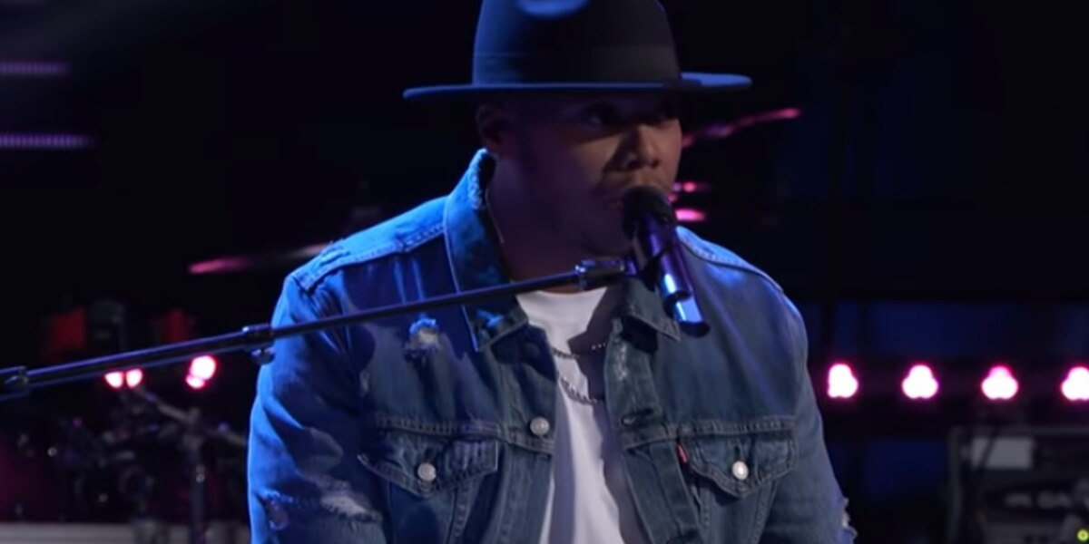 Watch: James-Brown-classic-being-performed-by-Columbus-musician-on-The-Voice-and-wows-judges