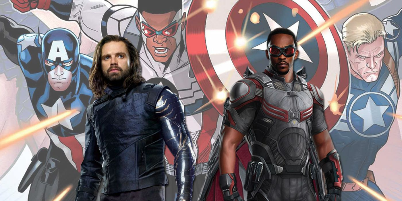 Falcon And The Winter Soldier: Every Information About The Disney+ Arrival
