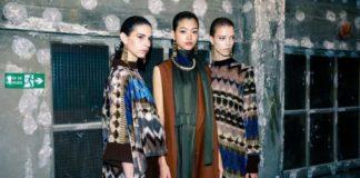 Get a backstage look at Sacai's FW20 show at Paris Fashion Week.