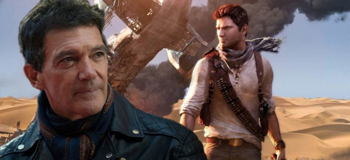 Antonio Banderas Just Joined The Cast Of 'Uncharted'