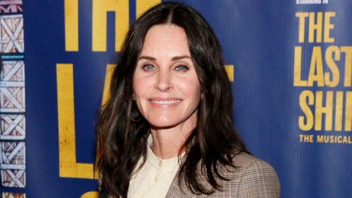 Courtney Cox Returns To Horror With Her New TV Series