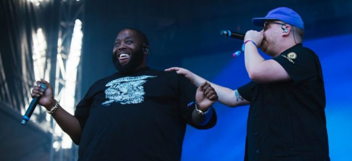 Run The Jewels Visits Rick Rubin's 'Broken Record' Podcast To Talk About Keeping Their Mistakes On Wax