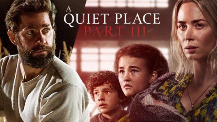 John Krasinski Already Has Plans For 'A Quiet Place 3'