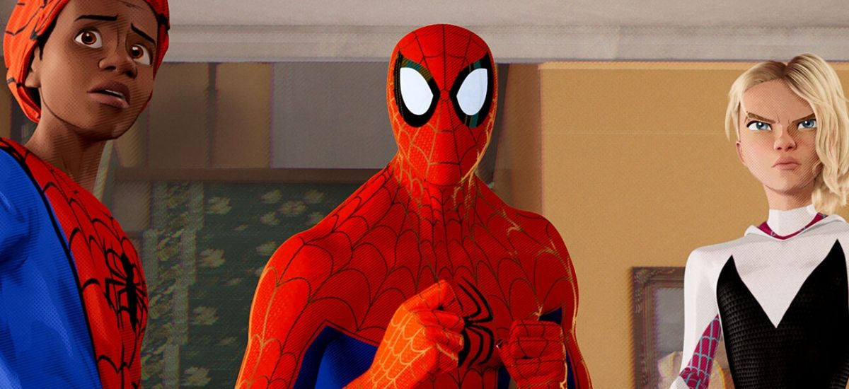 Connected Is Spider-Man: Into the Spider-Verse Creators' New Film