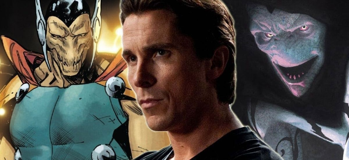 Thor 4: Here's Everything To Know About Christian Bale's Casting Rumors