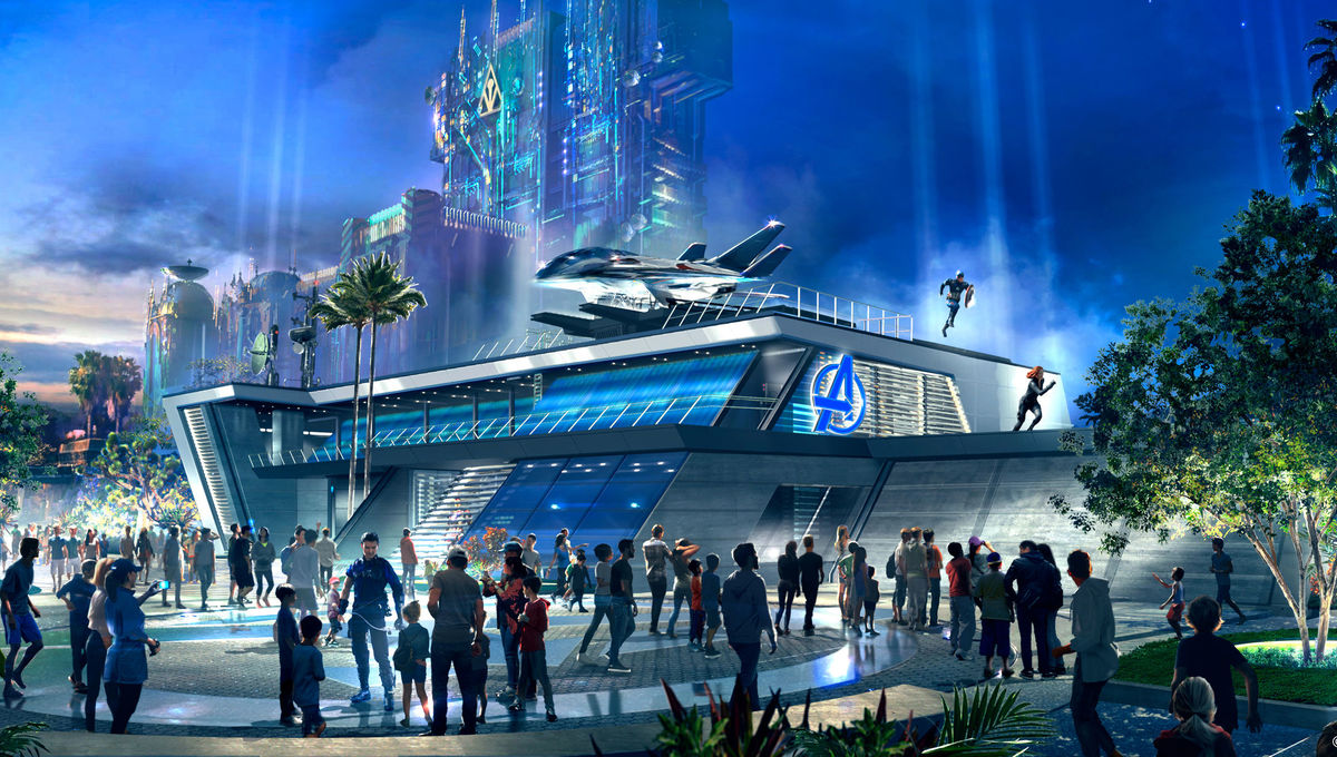 Avengers Park At Disneyland! Here's Everything You Should Know About It