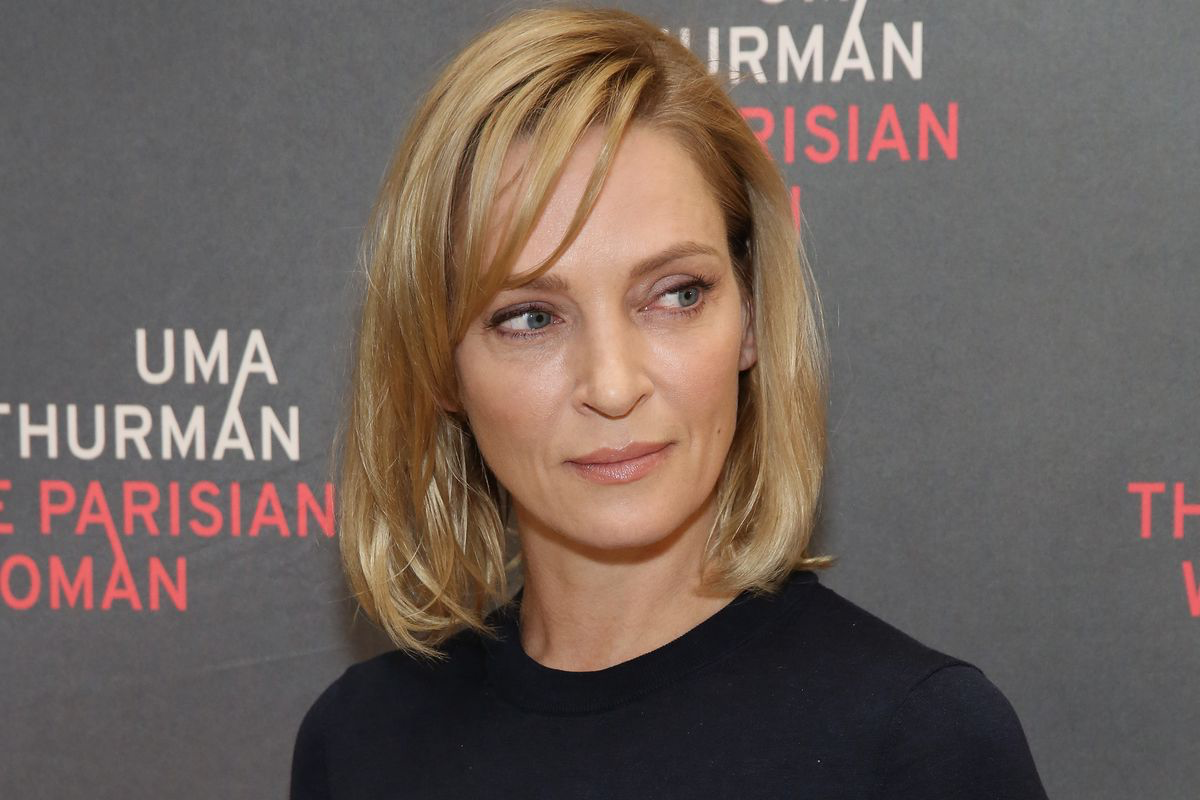 Uma Thurman To Star In A Apple TV Series! Here's What We Know