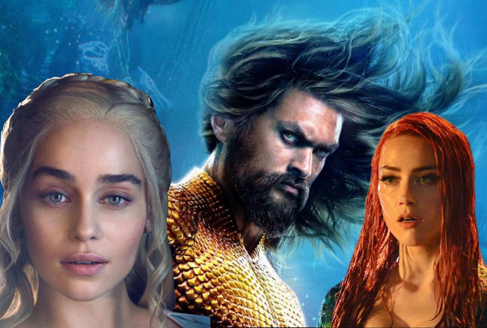 Aquaman 2: Will Emilia Clarke Finally Replace Amber Heard As Mera?