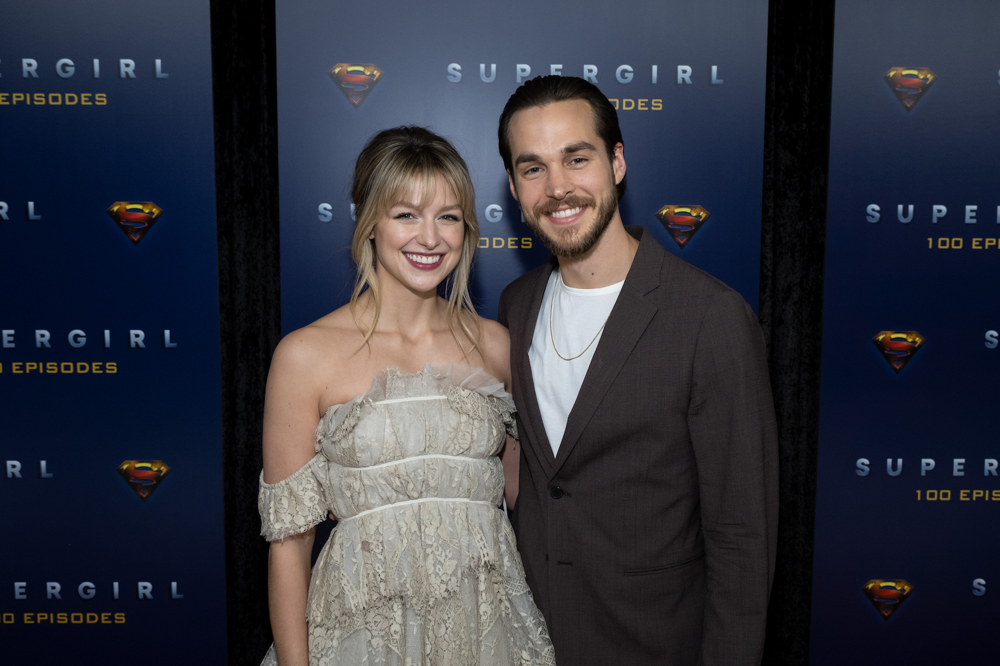 Supergirl's Melissa Benoist Will Soon Become A Mother