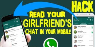 LOOKING FOR A WAY TO READ YOUR GIRLFRIEND'S WHATSAPP MESSAGES