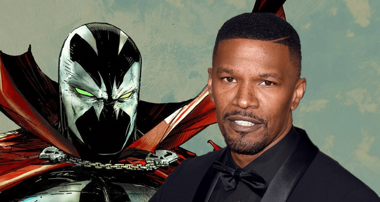 Spawn Reboot: So Jamie Foxx Is Out! Here's What A Fan Should Know