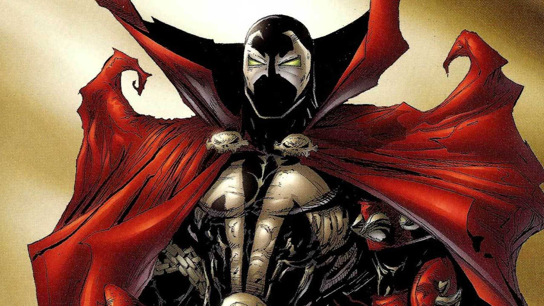"TODD MCFARLANE'S ""DARK AND CREEPY"" SPAWN REBOOT HAPPENING THIS YEAR"