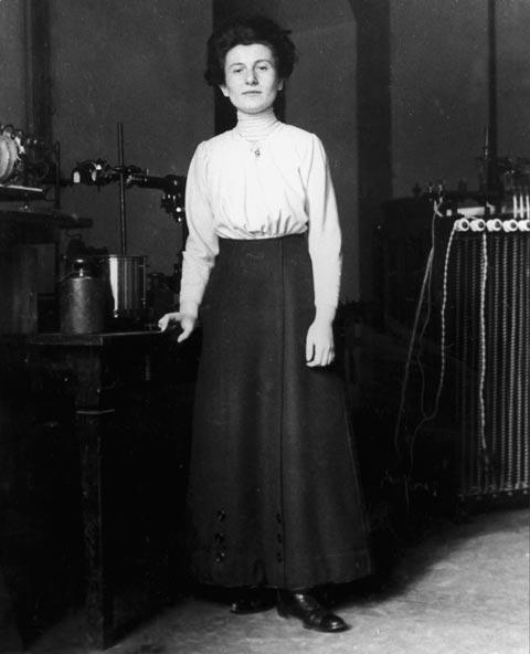 Hedwig Kohn Physicist