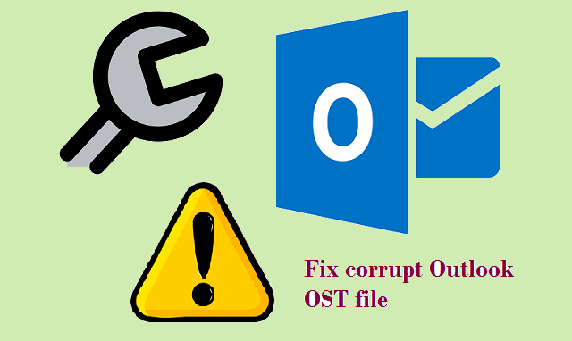 How to fix the corrupted files of Mac Outlook