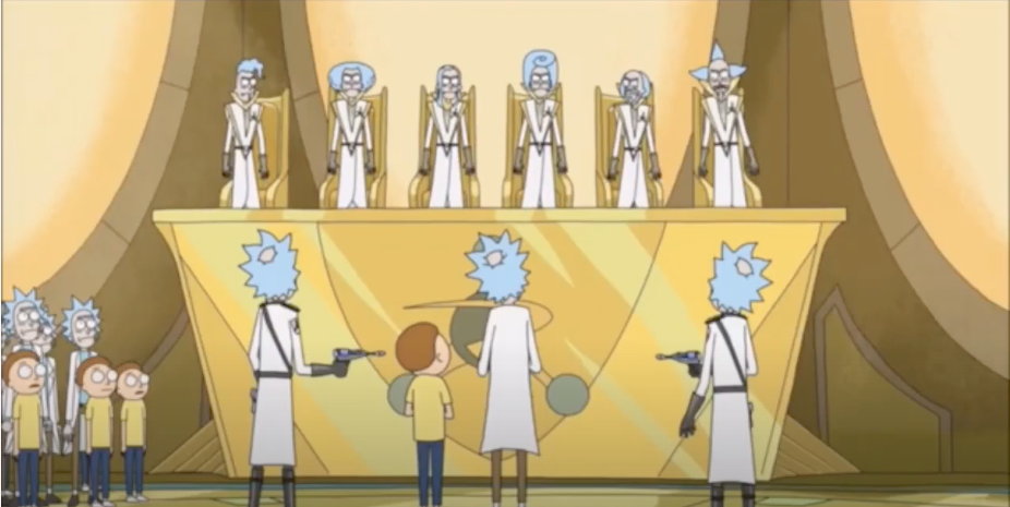 rick and Morty episode 6
