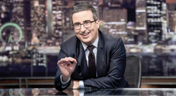 last week tonight Wendy