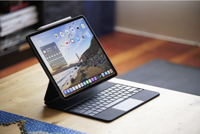 iPad Pro magic keyboard 2020