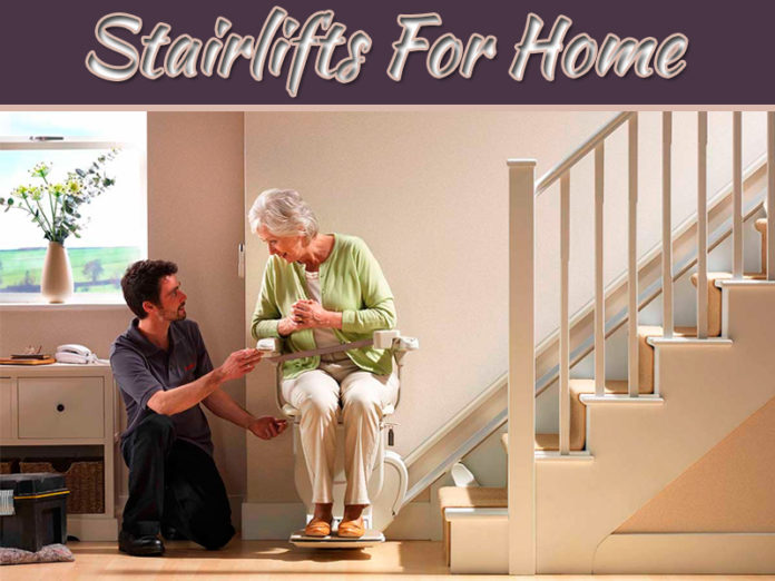 Why Stairlift Elderly In Your Home