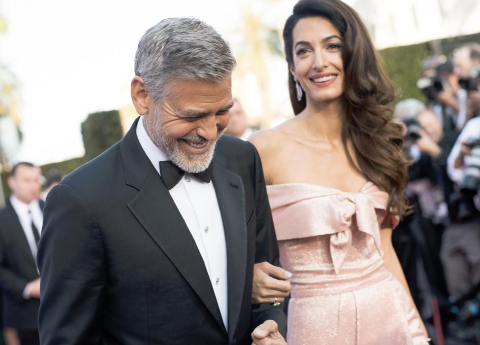 Amal Clooney and Husband, George Clooney seeks Divorce ...