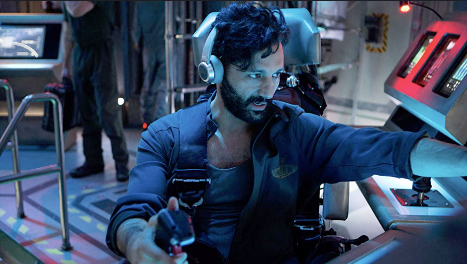 the expanse novel series web series
