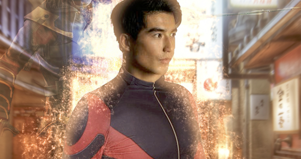 Shang-Chi American superhero Kimu Liu