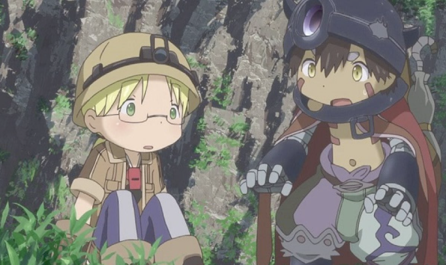 made in abyss season 1 on Amazon