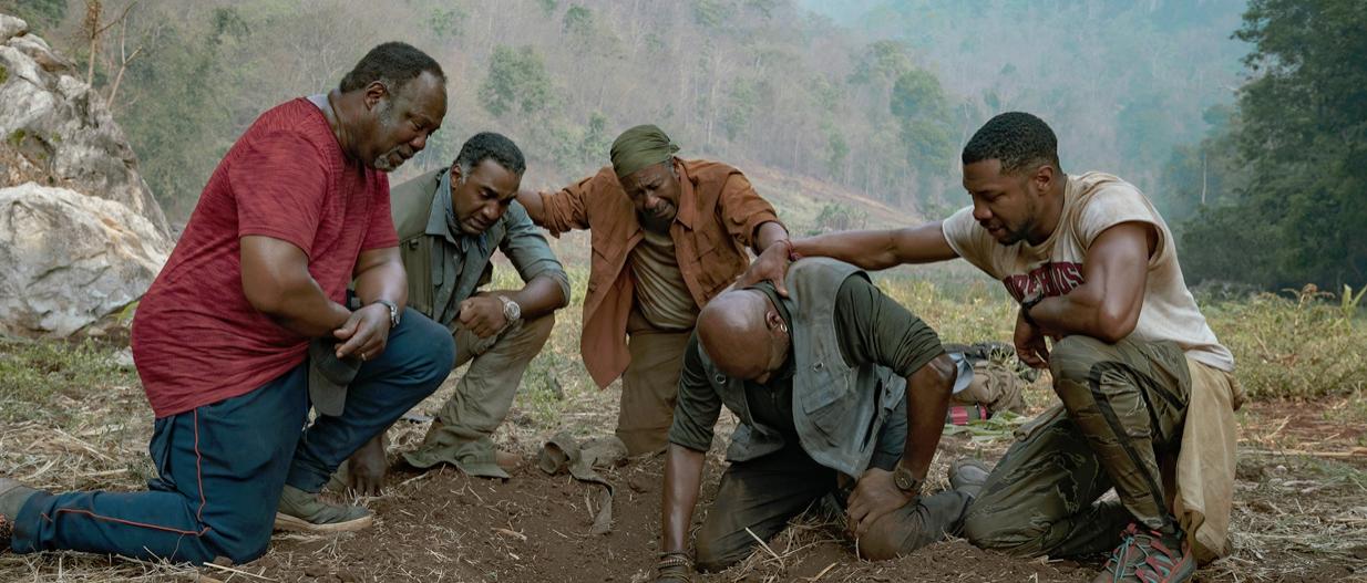 da five bloods all release date on Netflix
