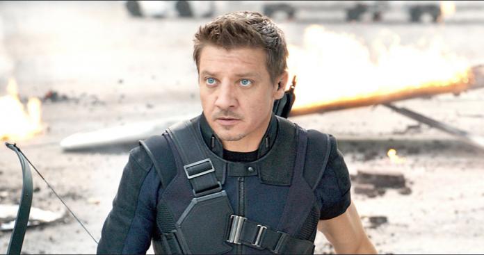 Hawkeye cast tv series