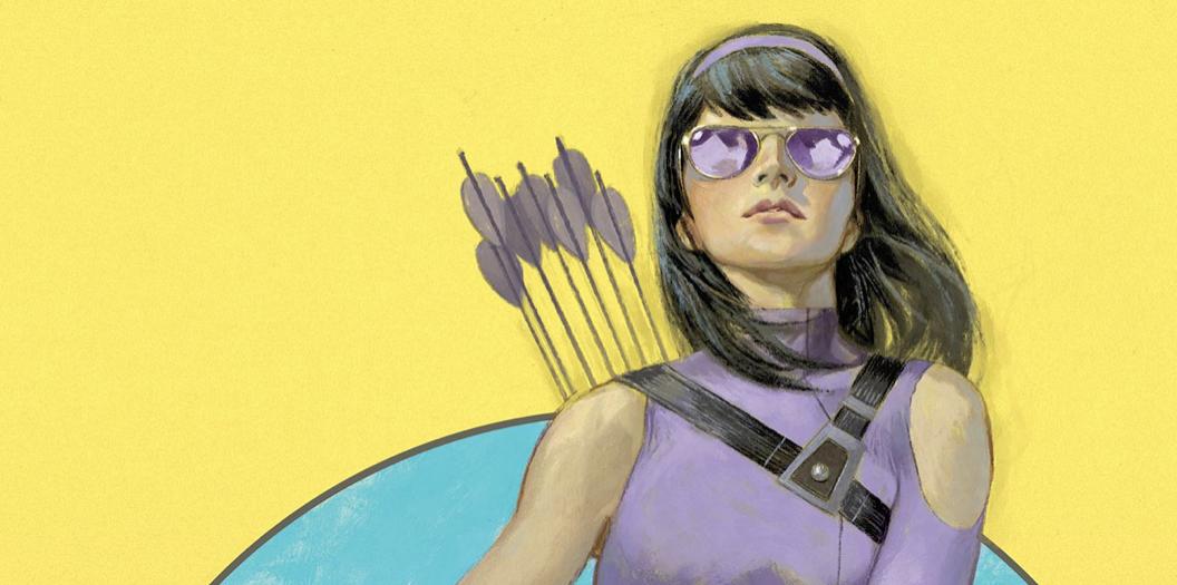 Hawkeye's Kate Bishop tv series on Disney plus 2021 release date