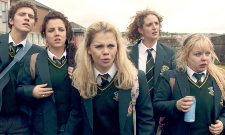 Derry girls all seasons on Netflix