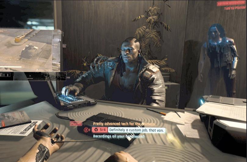Cyberpunk 2077 coming soon in 2021