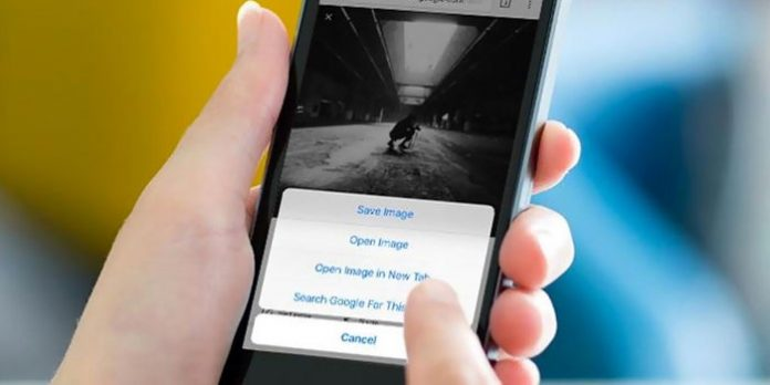 Image Search Using Your Smartphones