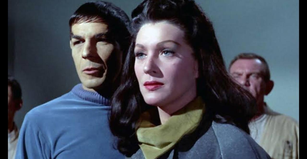 Mr Spock from Star Trek Season