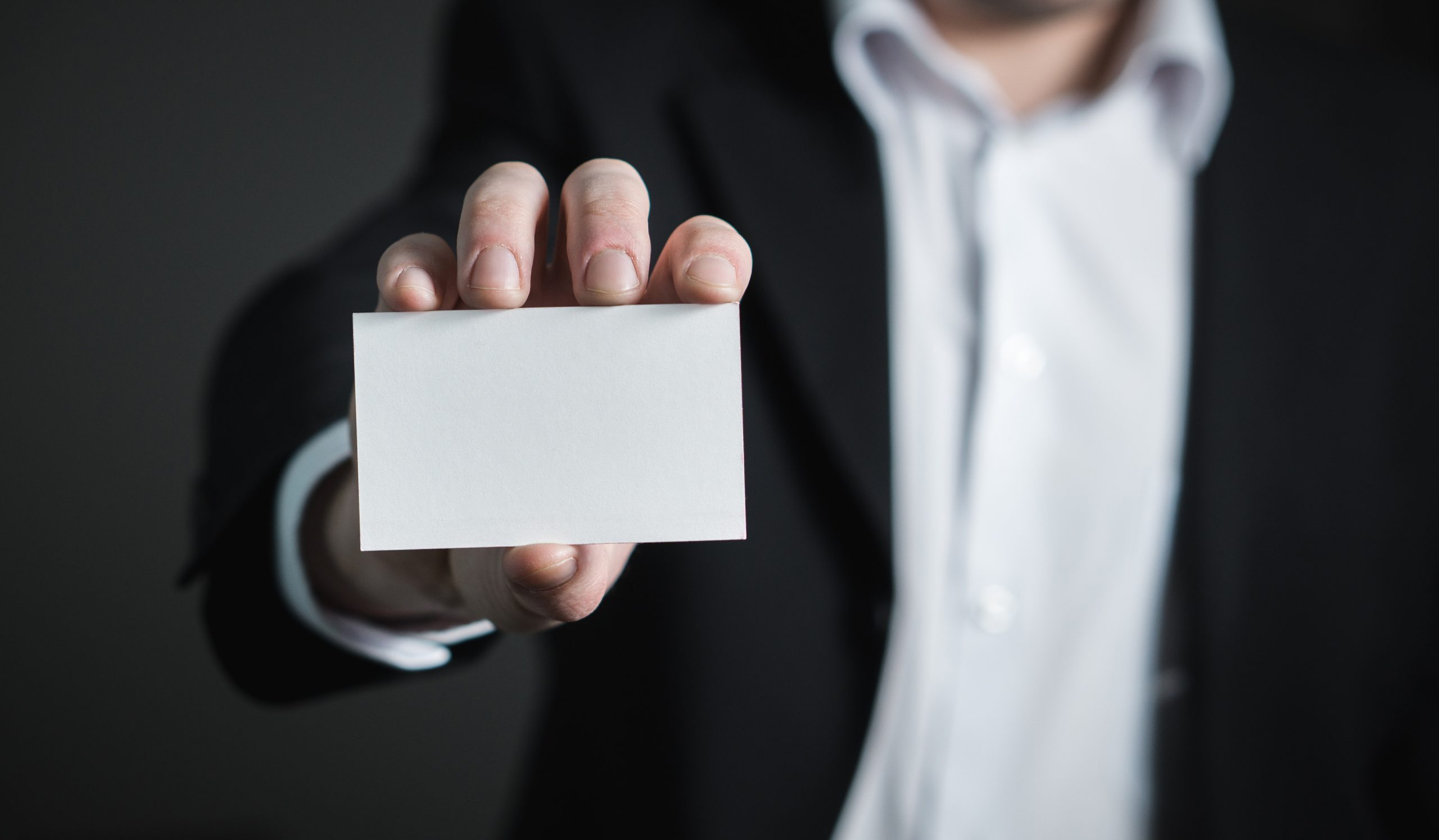 Why Business Cards are Still Essential