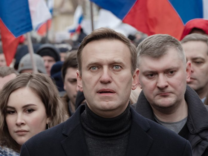 AlekseyNavalny poisoned