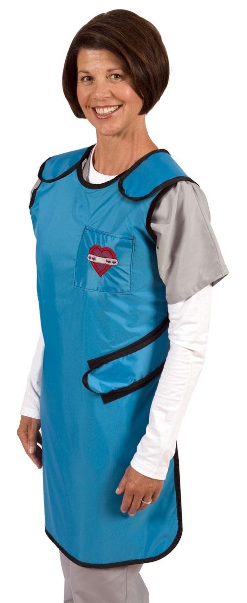 Clean Your Lead Free X-ray Apron