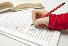 Correct Mistakes in Essay