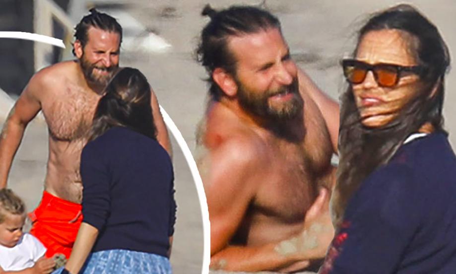 Bradley Cooper and Jen