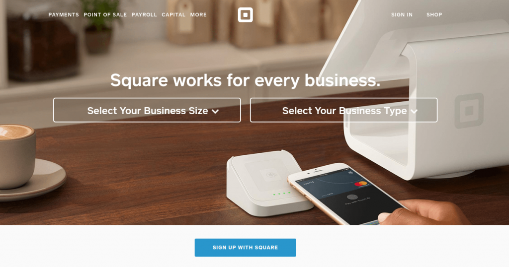 Square for Every Business