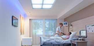Relationship Between Hospital Lighting & Well-Being