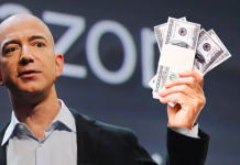 2020 Jeff Bezos amazon net worth per second
