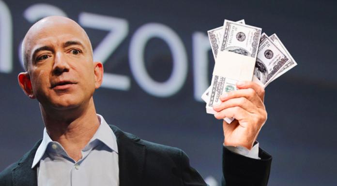 2020 Jeff Bezos amazon net worth per second